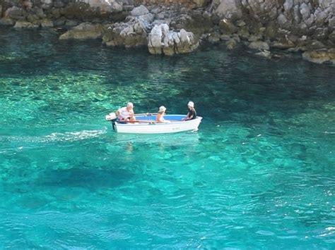 vacanza croazia mare la croazia la croazia isole mare vacanze