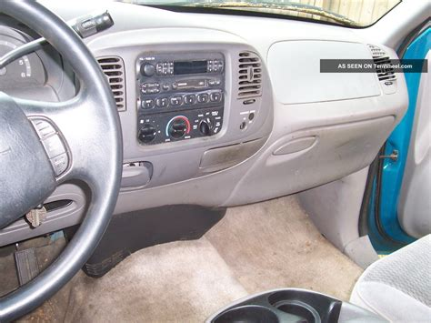 1997 ford f150 interior colors