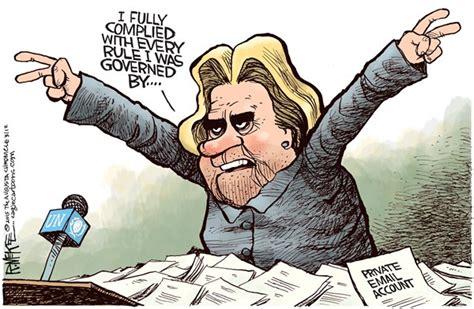 hillary political cartoons hillary clinton email political cartoons caffeinated