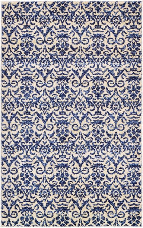 Large Blue Area Rugs Modern Area Rug Floor Rugs Contemporary Carpet New Blue Rug Soft Large Carpets