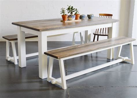 Driftwood Dining Tables Driftwood Plank Dining Table By Ollu Notonthehighstreet