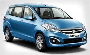 new maruthi suzuki cars maruti suzuki ciaz shvs and ertiga shvs receive big price