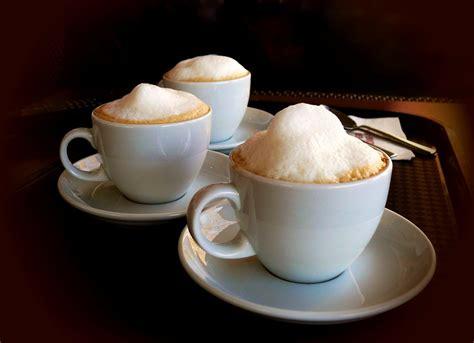Capucino Coffe coffee consensus cappuccino vs flat white vs latte the