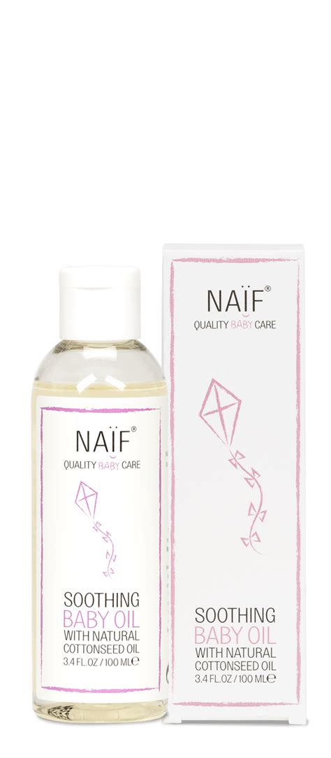 Naif Soothing Baby With Cotton Sedd 100ml na 207 f quality baby care soothing