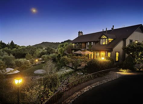 Country Inn Cottages by Hotel Review Wine Country Inn Cottages Travelage West