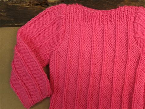 Handmade Wool Baby Clothes - baby clothes wool knit toddler jumper pink sweater