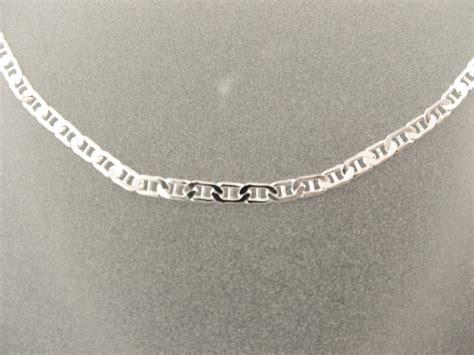 cadena tejido gucci de 3mm de ancho en plata 0 925 vv4 - Cadena De Plata Tejido Gucci
