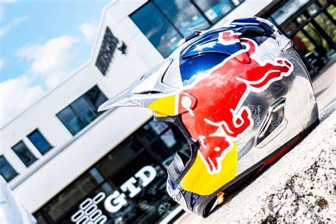 red bull helmet design creativity the man behind al attiyah s helmet designs
