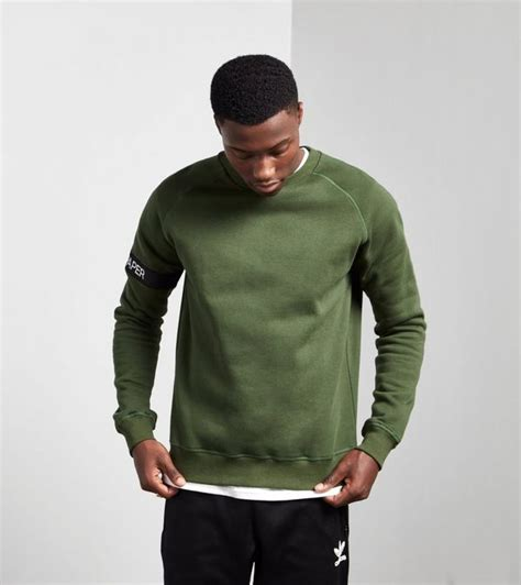Daily Sweater daily paper captain sweatshirt size