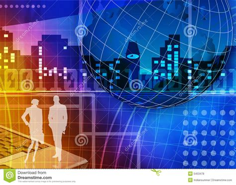 background it abstract business and it background stock photo image
