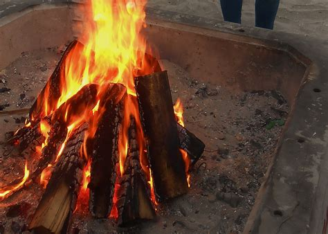 how to a bonfire without a pit ecsd staff for quot top summertime activities quot