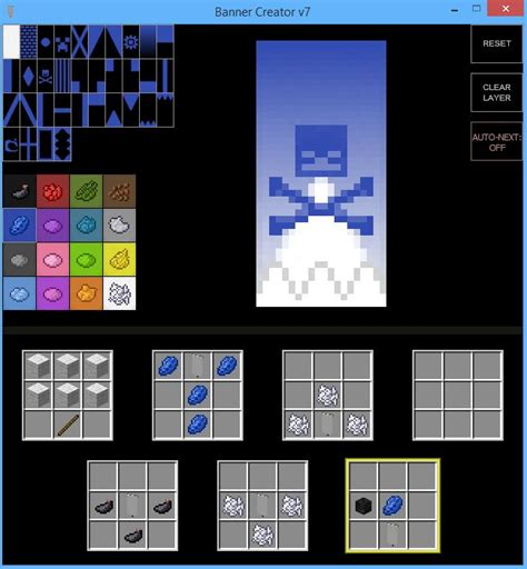 layout banner generator 35 best images about minecraft banners on pinterest