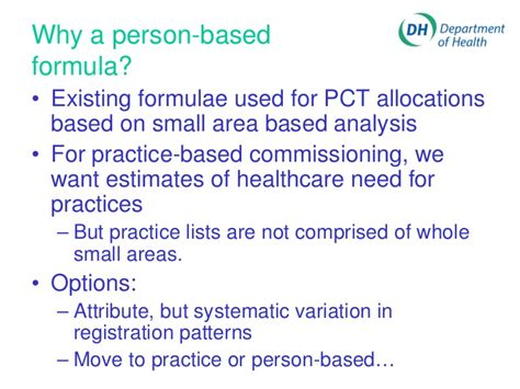 practice pattern variation analysis rob shaw person based resource allocation in practice