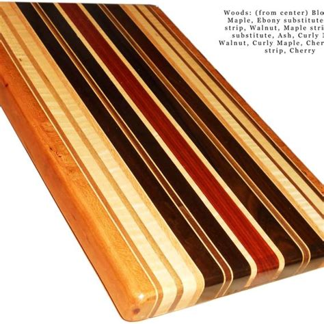 unique wood cutting boards custom made cutting board exotic wood by the joys of wood