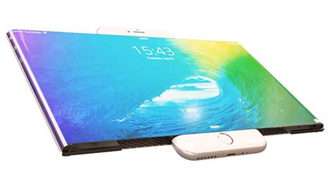 Hp Iphone 7 Widescreen this iphone 7 concept packs a widescreen