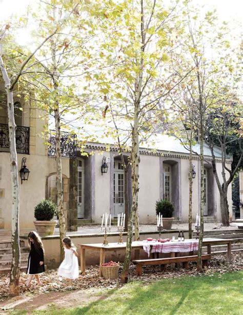 french country house interior bardzo francuski dom w afryce południowej blog o