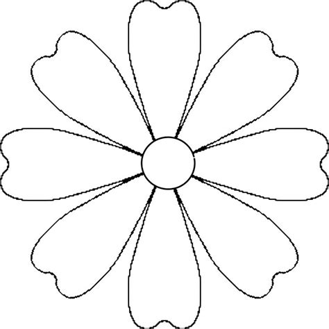 image result for daisy pattern cut out mosaic patterns