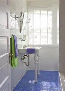 blue bathroom flooring 40 blue bathroom floor tile ideas and pictures