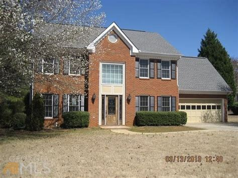 356 golfcrest dr se conyers ga 30094 foreclosed home