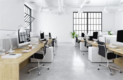 how much does interior office design to a company