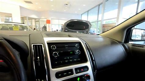 ford edge 2010 for sale 2010 ford edge sel awd leather stk 3006a for sale