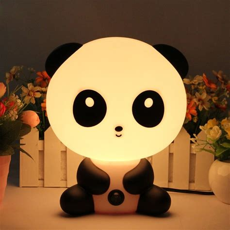 led table lamps  living room kids baby novelty night
