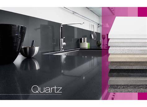 plan travail cuisine quartz plan de travail quartz sur mesure cuisine