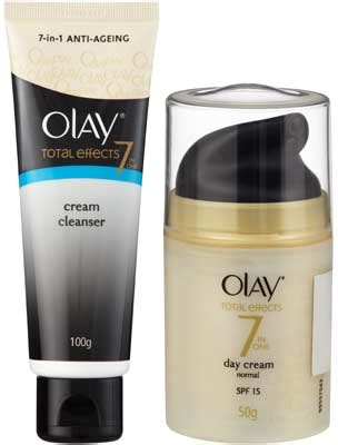 Olay Total Effect Foam olay total effects cleanser day spf15 packs