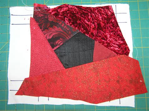 quilting piecing tutorial kitty and me designs crazy quilt foundation piecing tutorial