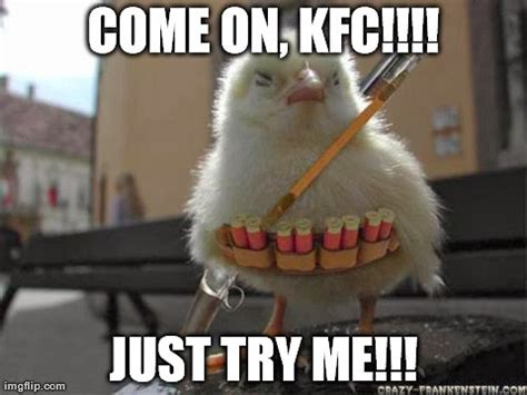 come on, kfc!!!! : meme : boomsbeat