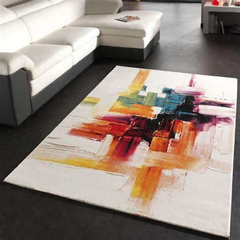 alfombra moderna splash dise 241 o cepillo de colores novedad