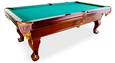 highline billiards presidential eagleclaw pool table for sale
