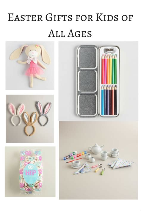 easter gifts for kids easter gifts for kids of all ages seeking lavendar lane