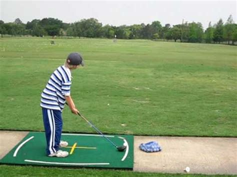 kids golf swing 8 year old junior golf swing driver youtube