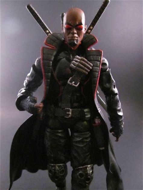 Blade Gladiator border patrol marvel legends blade shang chi and shi ar