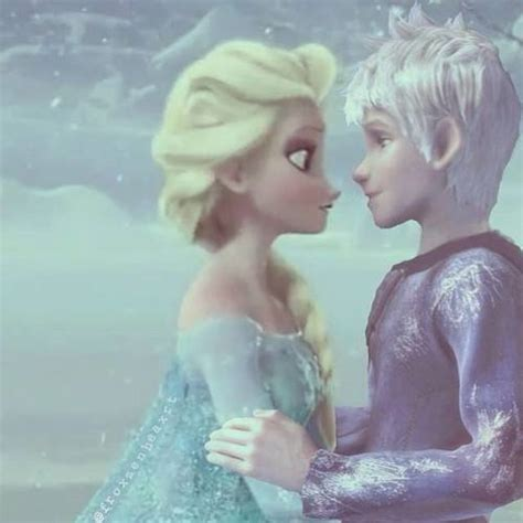 film elsa and jack frost would you watch a movie where jack frost is elsa s love