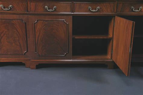 large black china cabinet large mahogany china cabinet six door breakfront ebay
