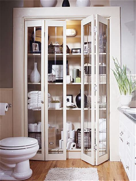 bathroom closet storage ideas elegant bathroom shelf design ideas