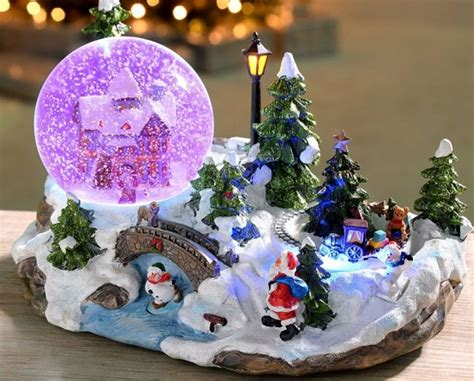 rotating train snow globe 10 snow globe and rotating