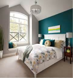 Teal And Grey Bedroom Walls by Teal Grey Bedroom Ideas Pictures Remodel And Decor