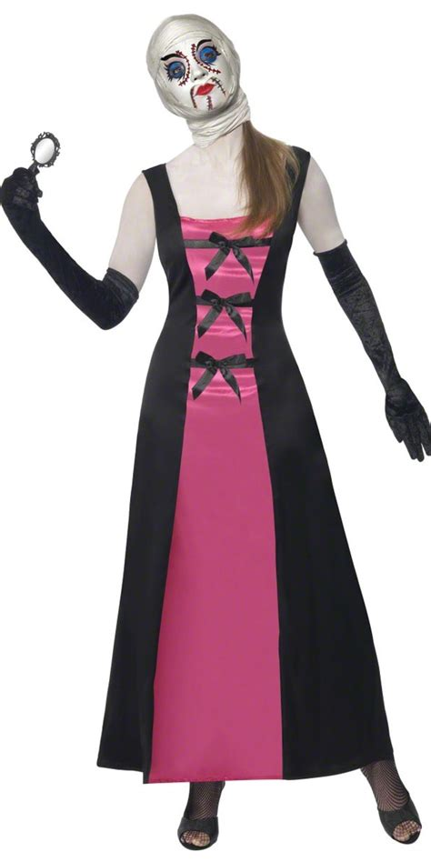 Vanity Costume by Living Dead Doll Fancy Dress Costumes Horror