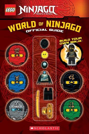 store world  ninjago offical guide book
