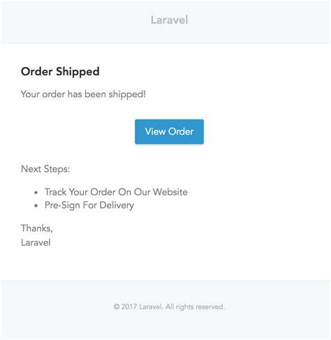 laravel mail tutorial release notes laravel the php framework for web artisans