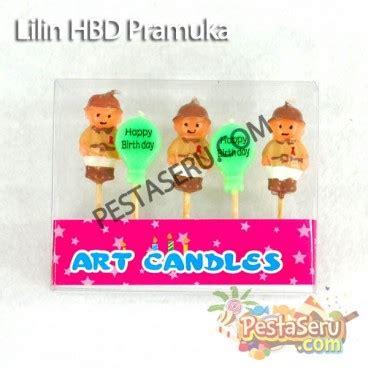 Lilin Hbd by Lilin Hbd Pramuka Pestaseru Toko Grosir