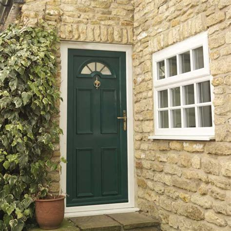Green Exterior Door Forest Green Front Doors Front Door Freak