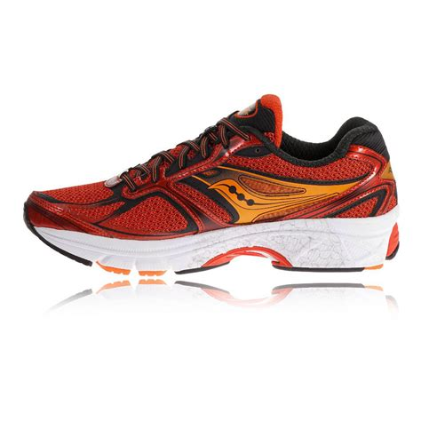 orange saucony running shoes cheap trainers saucony guide 8 running shoes orange