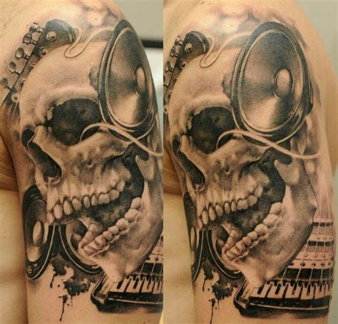 freaky tattoo designs 370 best images about skulls on the