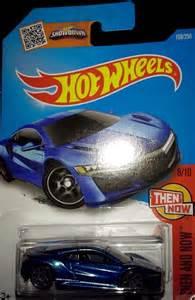 Hot wheels 2016 then & now #8/10 2017 acura nsx   Honda