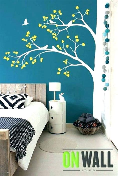 bedroom wall paint design ideas painting designs on walls