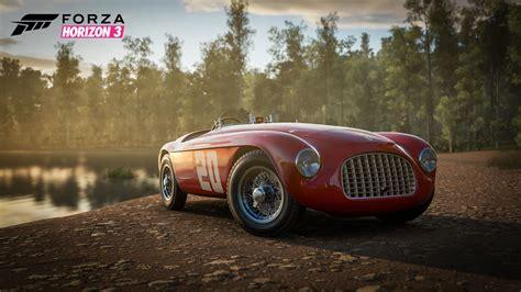 forza horizon 3 werkstatt forza horizon 3 d 233 voile une nouvelle liste de voitures et